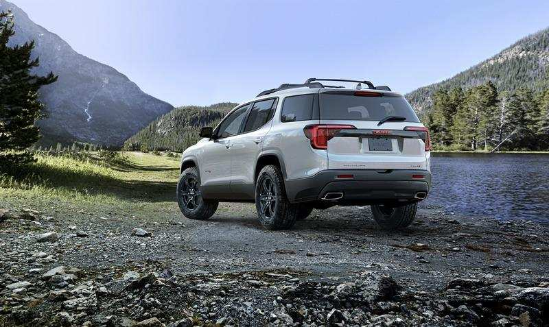 40 Great 2020 Gmc Acadia Length New Concept by 2020 Gmc Acadia Length