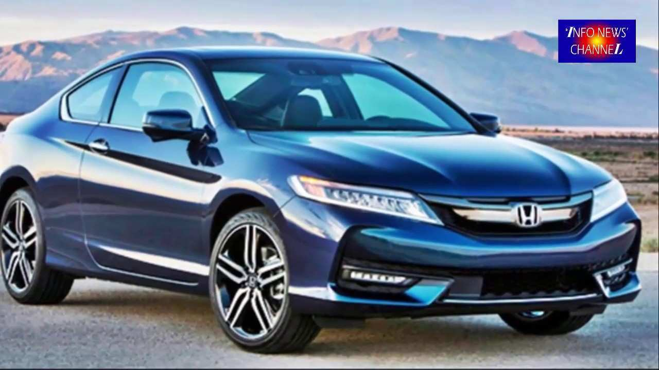 40 Great 2020 Honda Accord Youtube Release with 2020 Honda Accord Youtube