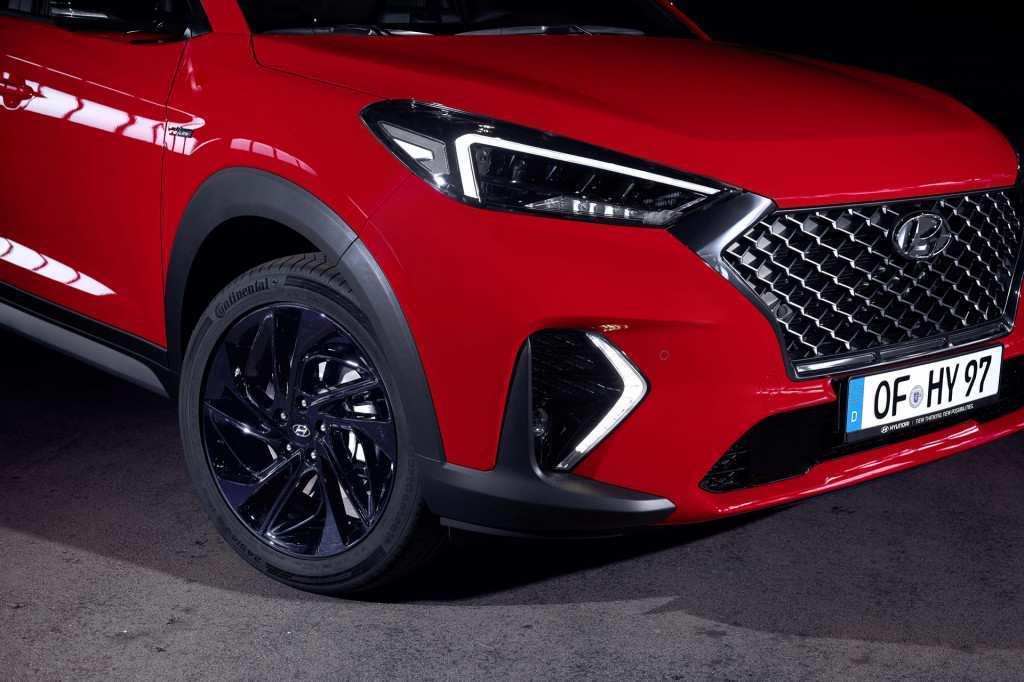 40 Great Hyundai Tucson N 2020 Specs for Hyundai Tucson N 2020