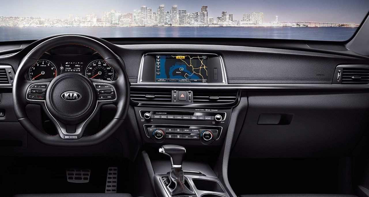 40 Great Kia Optima 2020 Interior New Concept for Kia Optima 2020 Interior