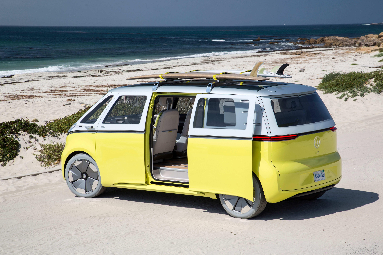 40 Great Volkswagen Minibus 2020 Exterior and Interior for Volkswagen Minibus 2020