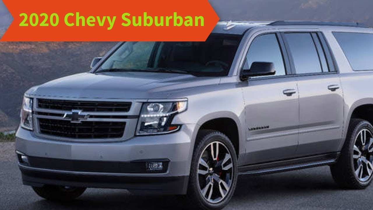 40 New 2020 Chevrolet Suburban Diesel Research New by 2020 Chevrolet Suburban Diesel