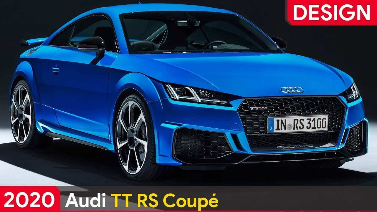 40 New Audi Tt Coupe 2020 First Drive with Audi Tt Coupe 2020