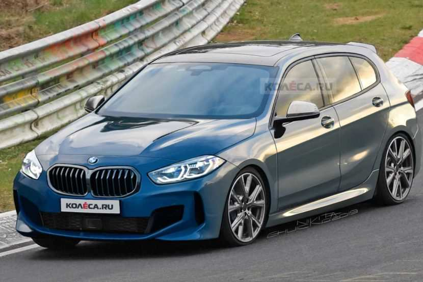 40 New BMW New 1 Series 2020 Redesign with BMW New 1 Series 2020