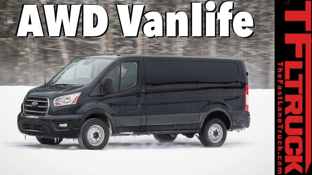 40 New Ford Transit 2020 Awd Performance and New Engine by Ford Transit 2020 Awd