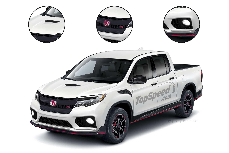 40 New Honda Ridgeline 2020 Refresh Redesign and Concept by Honda Ridgeline 2020 Refresh