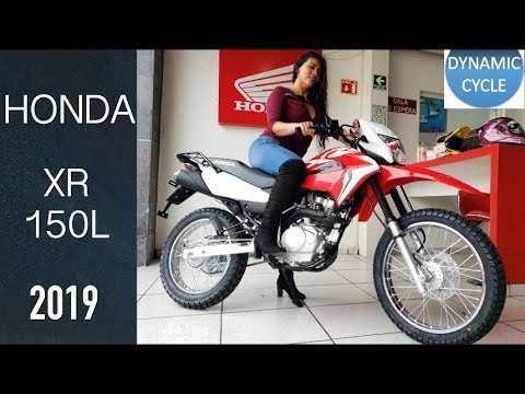 40 New Honda Xr 150L 2020 Specs and Review by Honda Xr 150L 2020