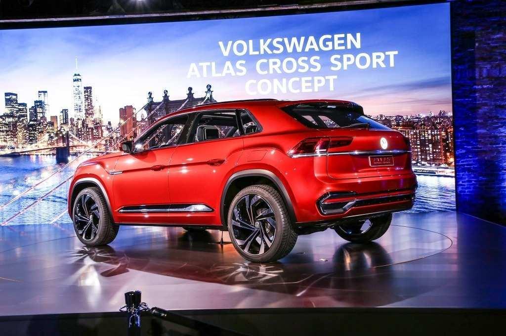 40 The 2020 Volkswagen Atlas Release Date Exterior for 2020 Volkswagen Atlas Release Date