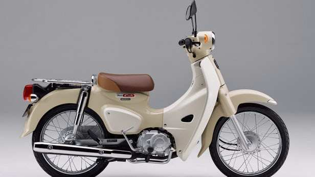 40 The Honda Super Cub 2020 Style by Honda Super Cub 2020
