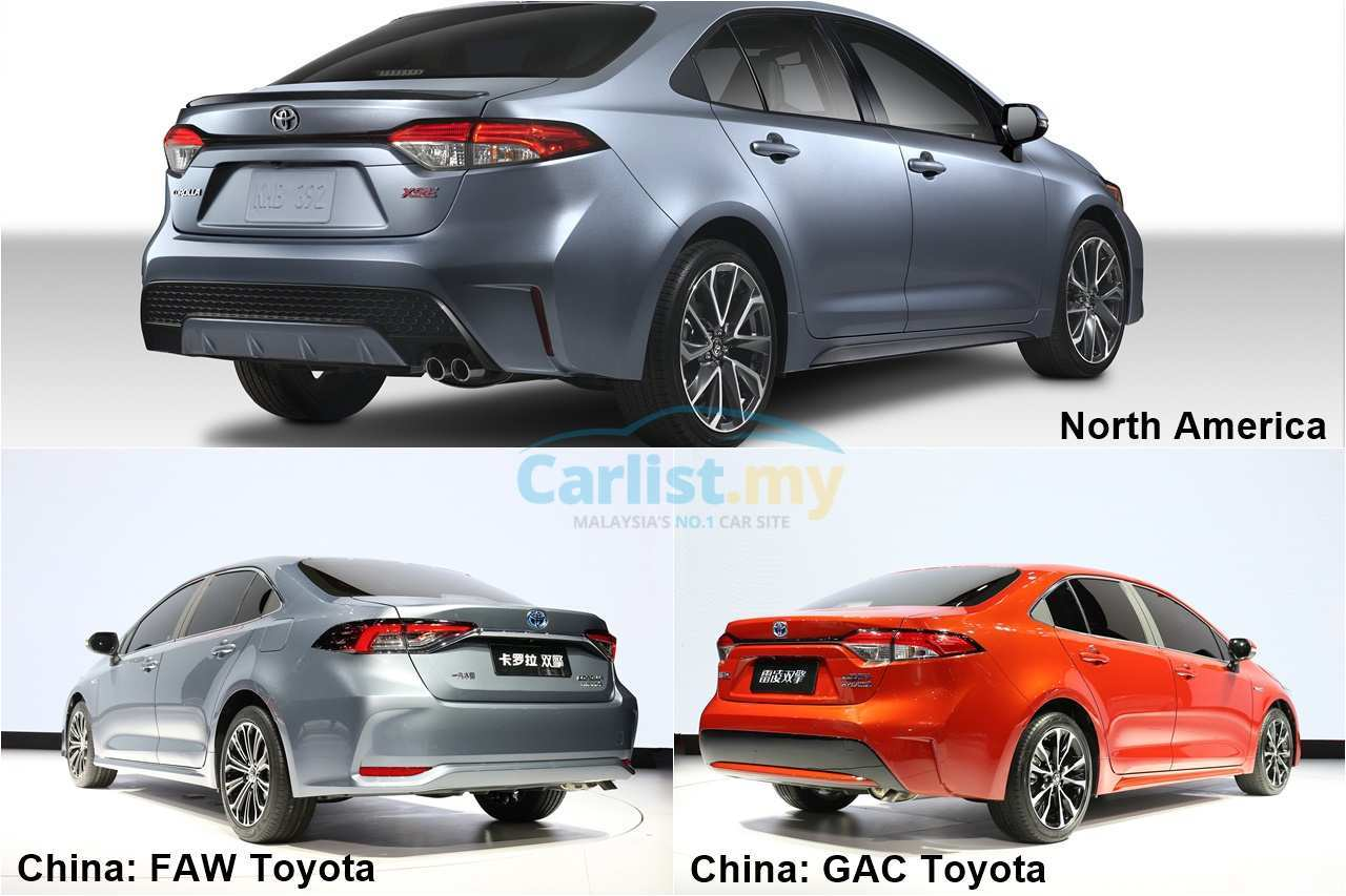 40 The Toyota Altis 2020 Thailand Pricing by Toyota Altis 2020 Thailand
