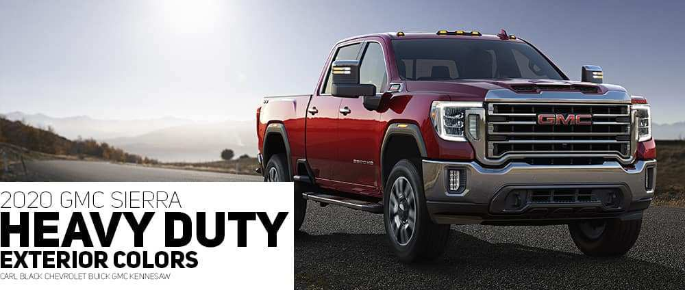 40 The When Can I Order A 2020 Gmc Sierra Hd Picture with When Can I Order A 2020 Gmc Sierra Hd