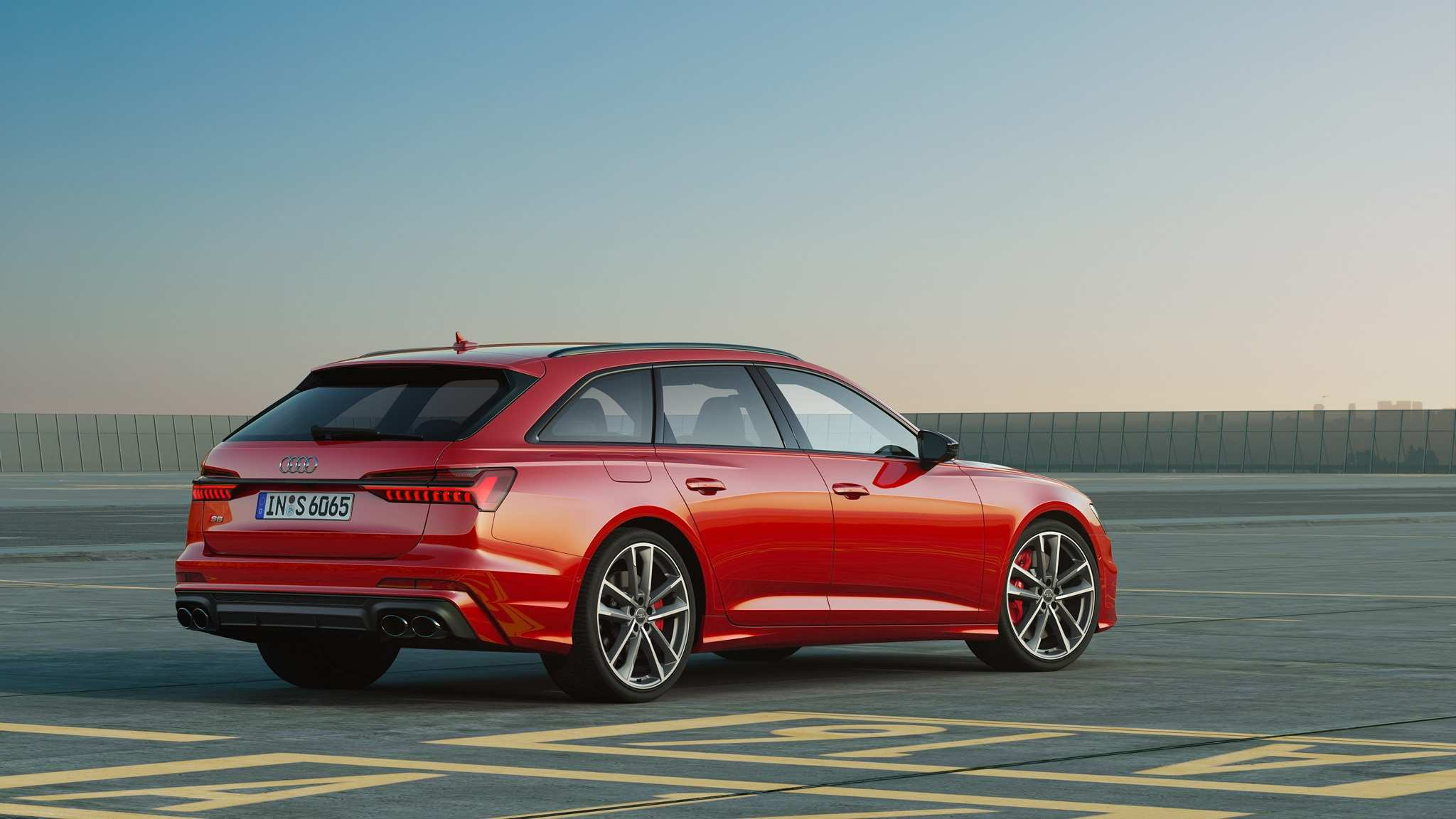 41 All New 2020 Audi A6 Wagon Exterior and Interior by 2020 Audi A6 Wagon