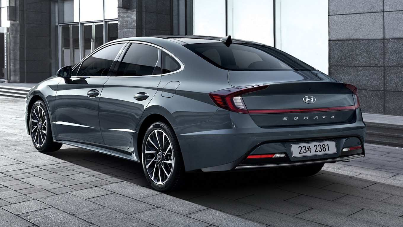 41 All New 2020 Hyundai Sonata Brochure Performance and New Engine for 2020 Hyundai Sonata Brochure