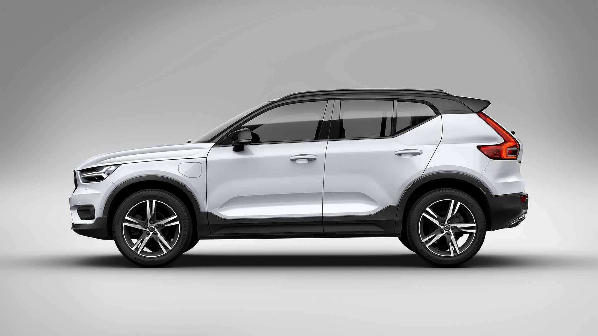 41 All New 2020 Volvo Xc40 Hybrid First Drive by 2020 Volvo Xc40 Hybrid