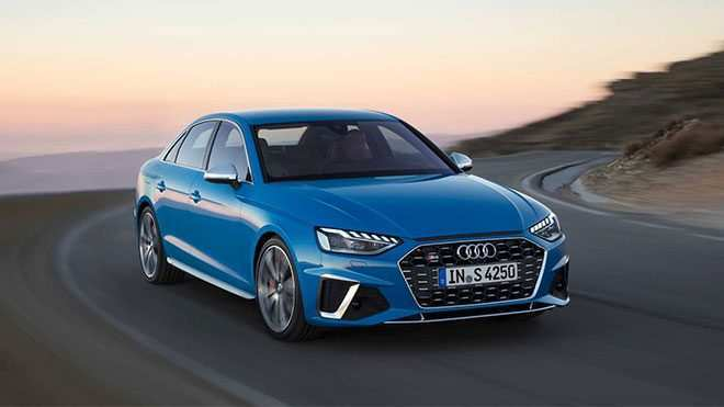 41 All New Audi A4 2020 Redesign with Audi A4 2020
