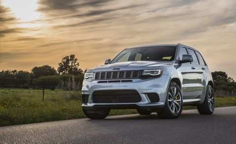 41 All New Jeep Trackhawk 2020 Pricing by Jeep Trackhawk 2020