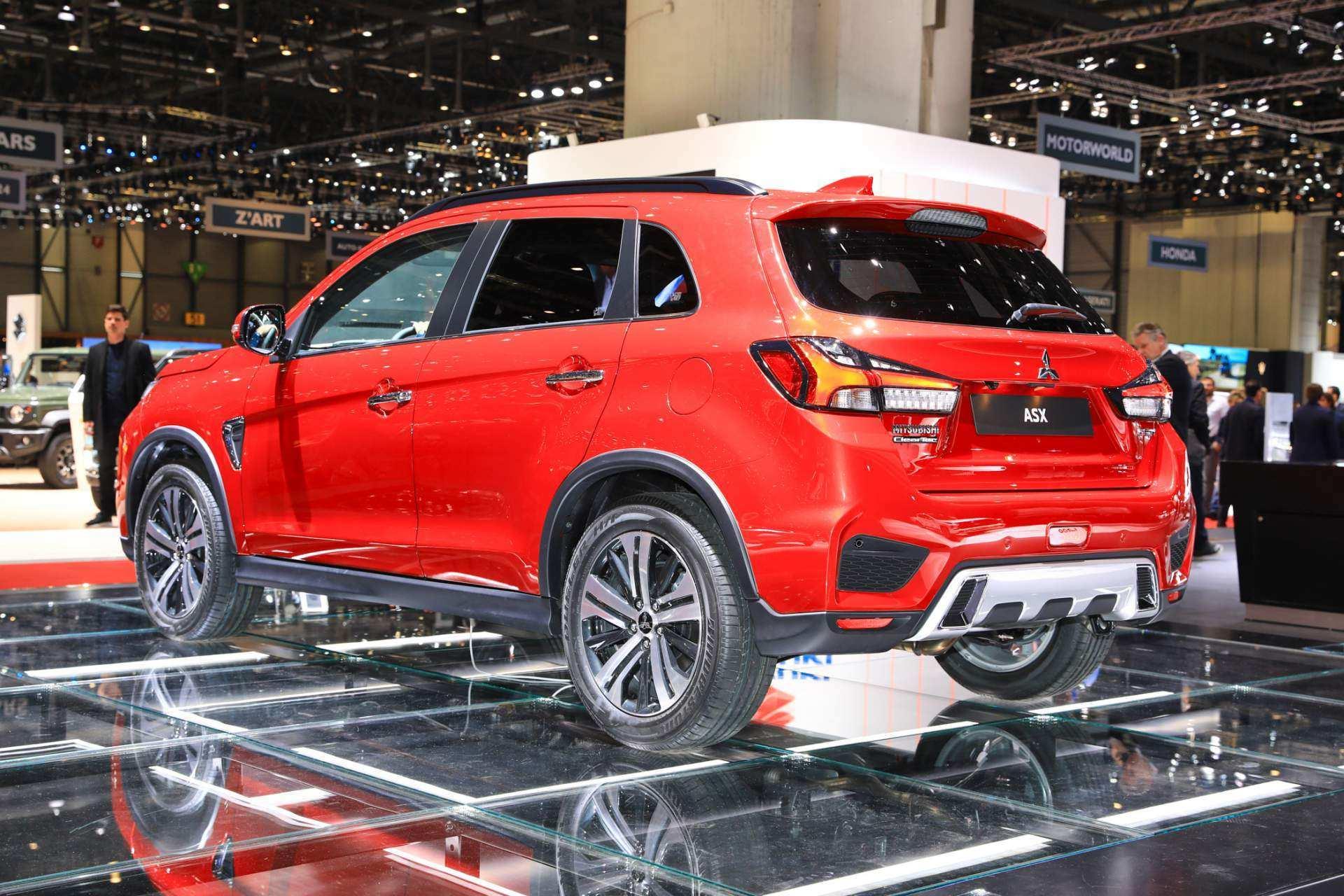 41 Concept of Mitsubishi Asx 2020 Uk Redesign for Mitsubishi Asx 2020 Uk