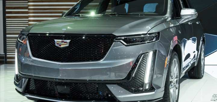 41 Gallery of 2020 Cadillac Xt6 Length Pricing by 2020 Cadillac Xt6 Length