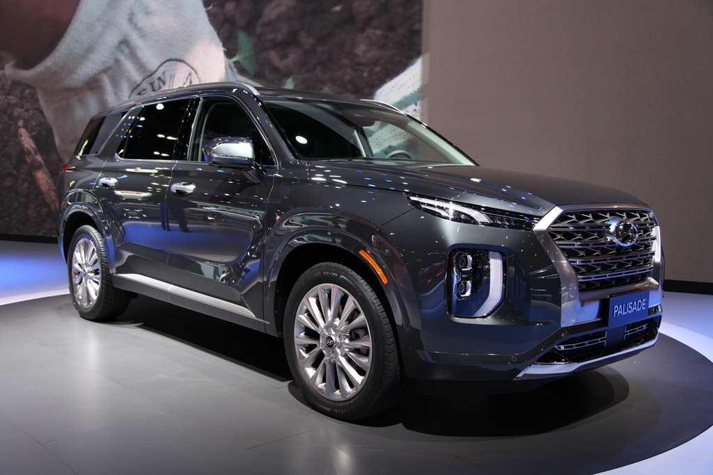 41 Gallery of 2020 Hyundai Palisade Trim Levels Rumors with 2020 Hyundai Palisade Trim Levels