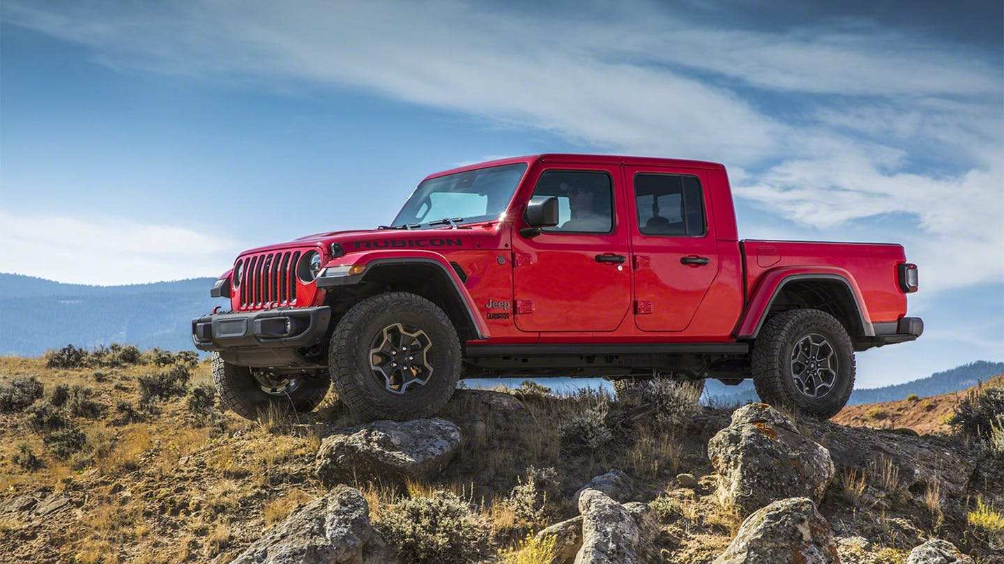 41 Gallery of 2020 Jeep Gladiator Gas Mileage Exterior by 2020 Jeep Gladiator Gas Mileage