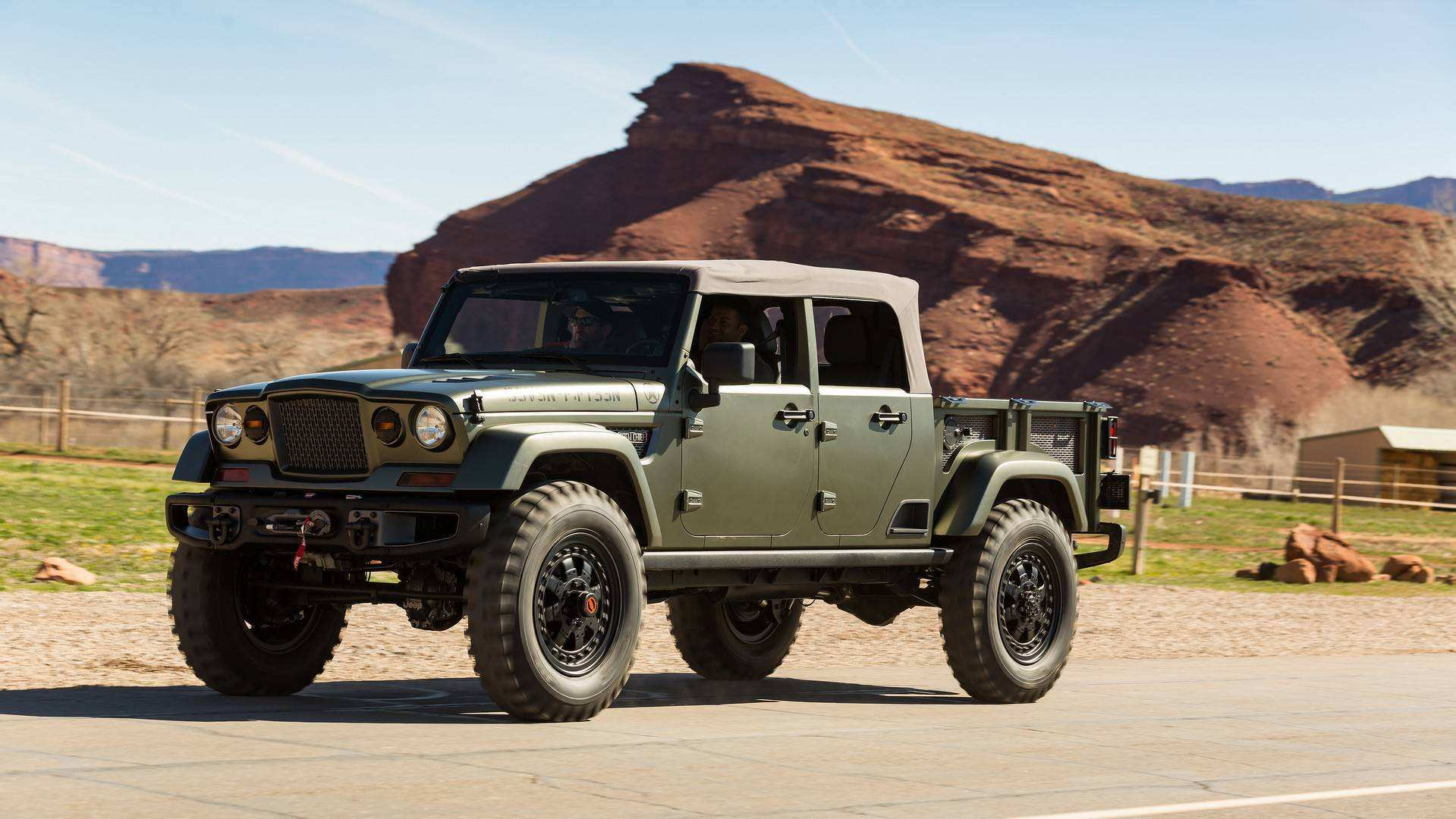 41 Gallery of 2020 Jeep Kaiser Specs by 2020 Jeep Kaiser