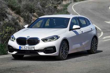41 Gallery of BMW New 1 Series 2020 Spy Shoot for BMW New 1 Series 2020