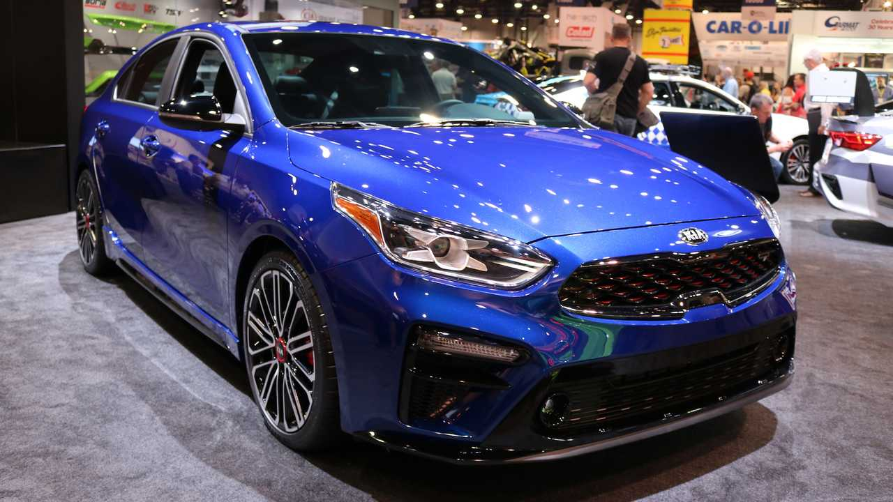 41 Gallery of Kia Forte Gt 2020 Ratings with Kia Forte Gt 2020