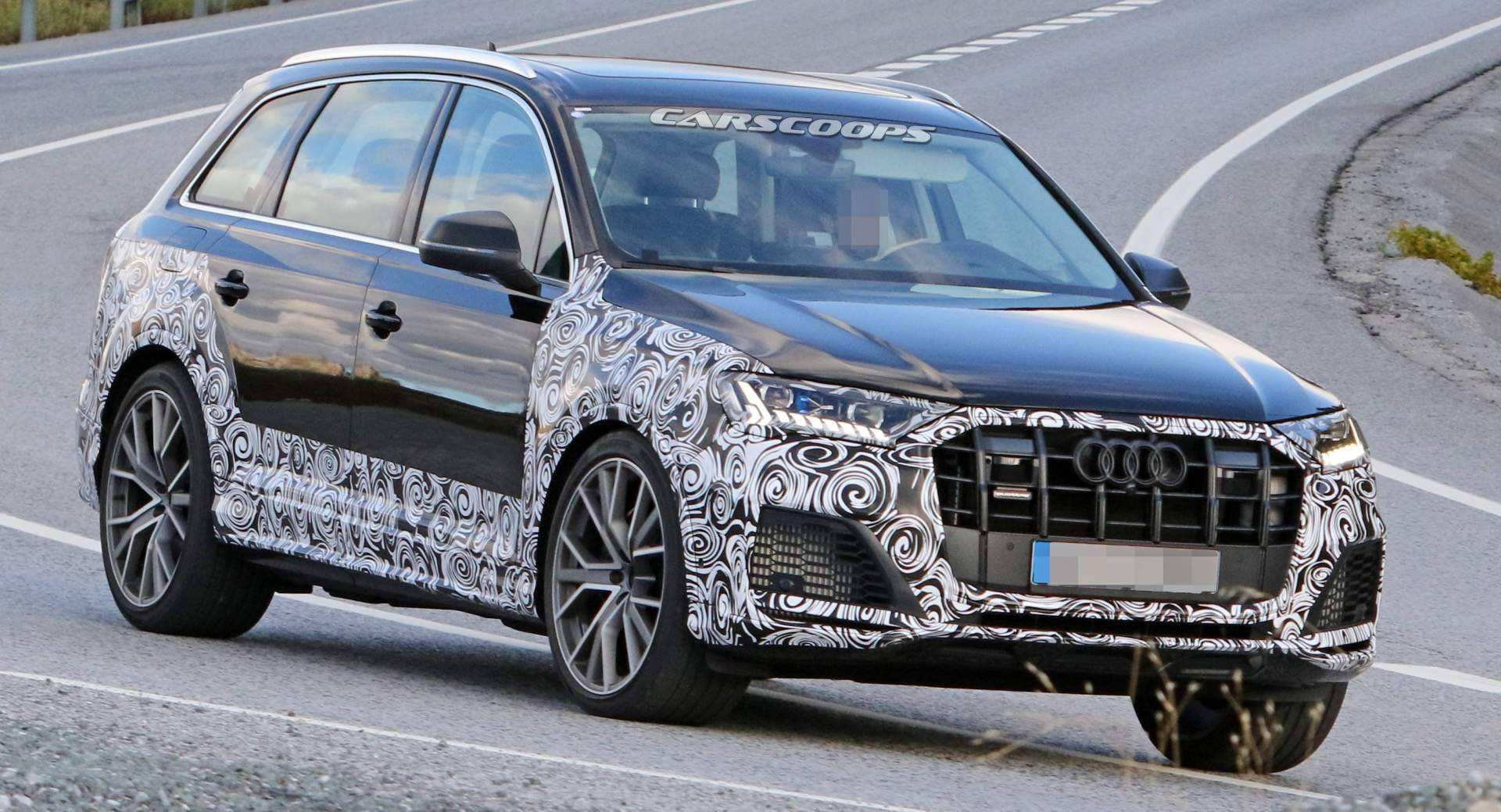 41 Gallery of When Does 2020 Audi Q7 Come Out Exterior and Interior by When Does 2020 Audi Q7 Come Out