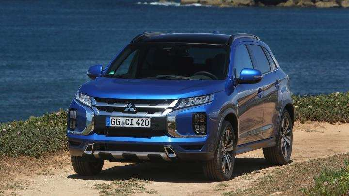 41 Great Mitsubishi Asx 2020 Specs Exterior and Interior for Mitsubishi Asx 2020 Specs