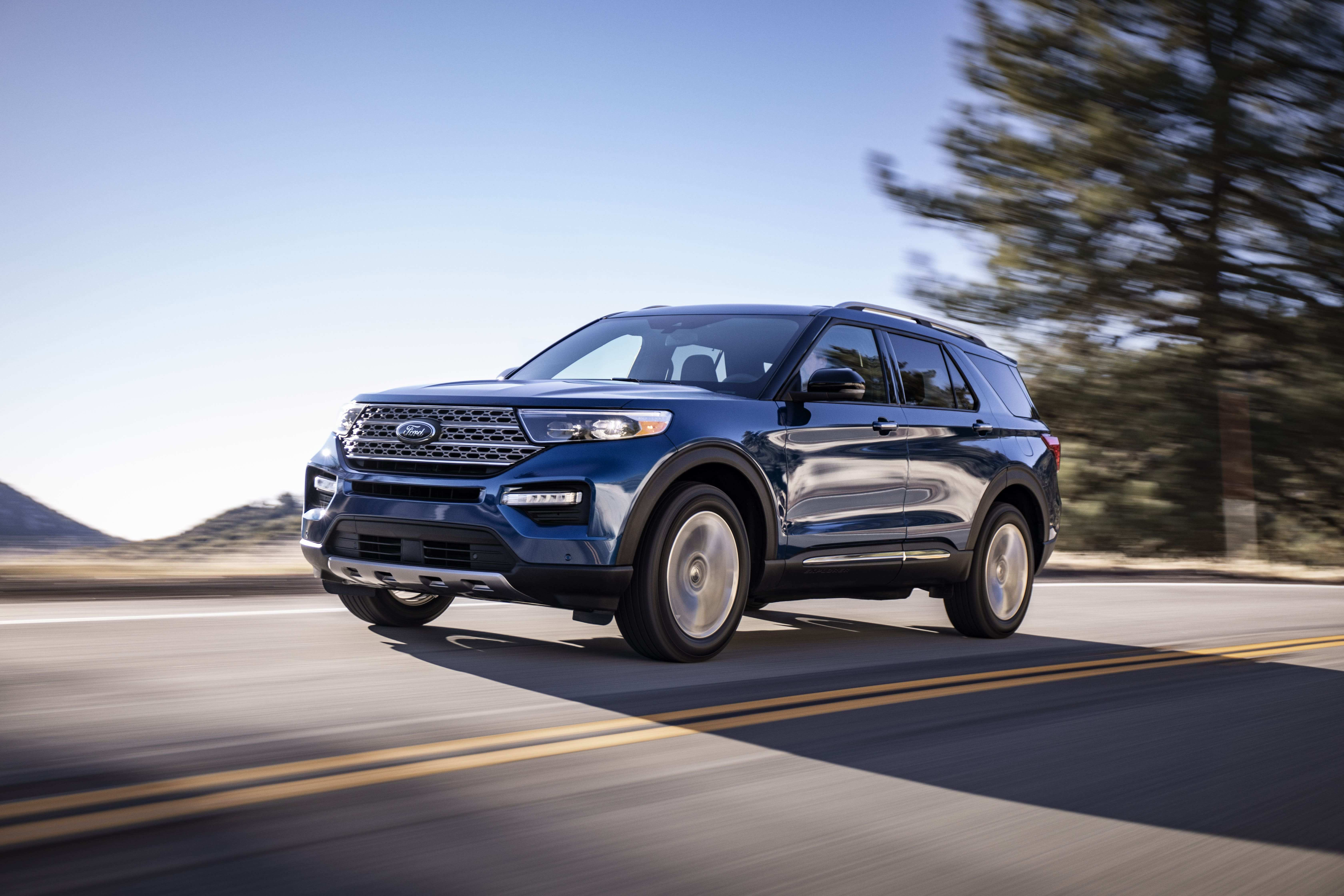 41 Great Price Of 2020 Ford Explorer New Review with Price Of 2020 Ford Explorer