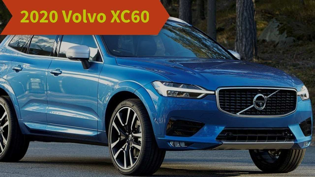 41 Great When Do 2020 Volvo Xc60 Come Out Release for When Do 2020 Volvo Xc60 Come Out