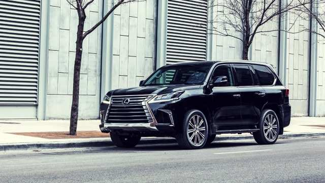 41 New 2020 Lexus Lx 570 Hybrid Picture with 2020 Lexus Lx 570 Hybrid