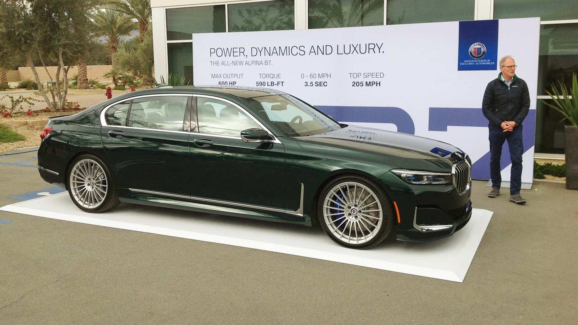 41 New BMW Alpina B7 2020 Price Style by BMW Alpina B7 2020 Price