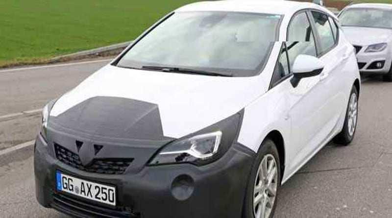 41 New Opel Astra Yeni Kasa 2020 Overview by Opel Astra Yeni Kasa 2020