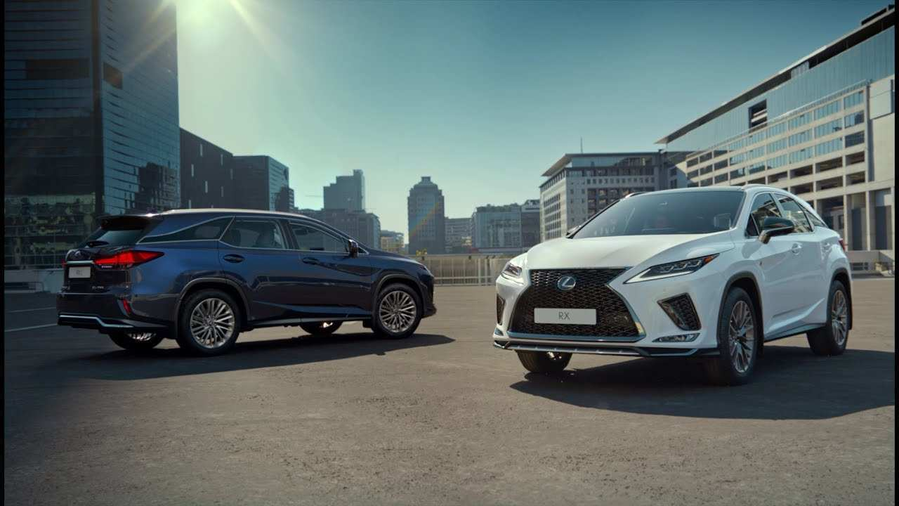 41 The Lexus Plug In Hybrid 2020 Engine for Lexus Plug In Hybrid 2020