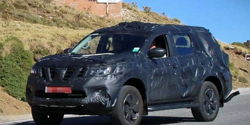 41 The Nissan Patrol 2020 Spy Specs with Nissan Patrol 2020 Spy