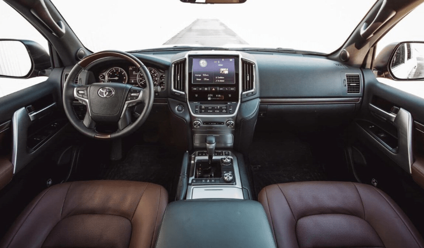 41 The Toyota Land Cruiser 2020 Interior Prices by Toyota Land Cruiser 2020 Interior