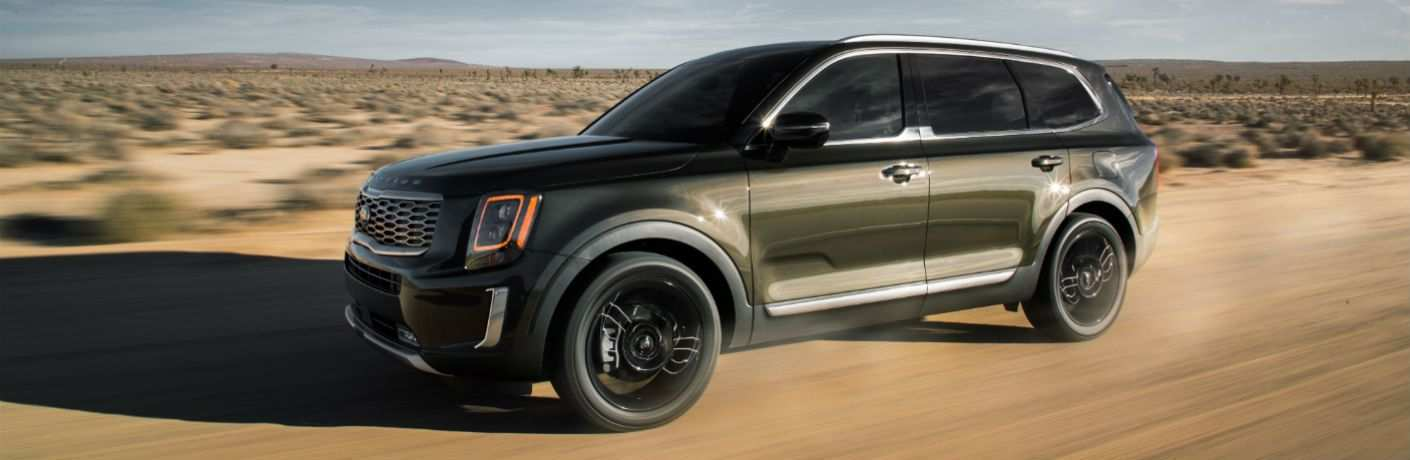 42 All New 2020 Kia Telluride Trim Levels Prices with 2020 Kia Telluride Trim Levels