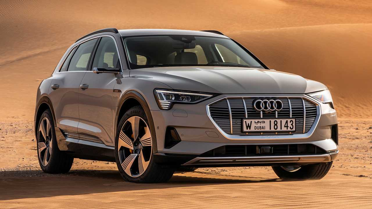 42 All New Audi Hybrid Suv 2020 Performance for Audi Hybrid Suv 2020