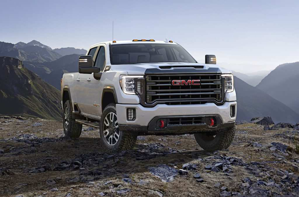 42 Best Review 2020 Gmc 2500 Interior New Concept with 2020 Gmc 2500 Interior
