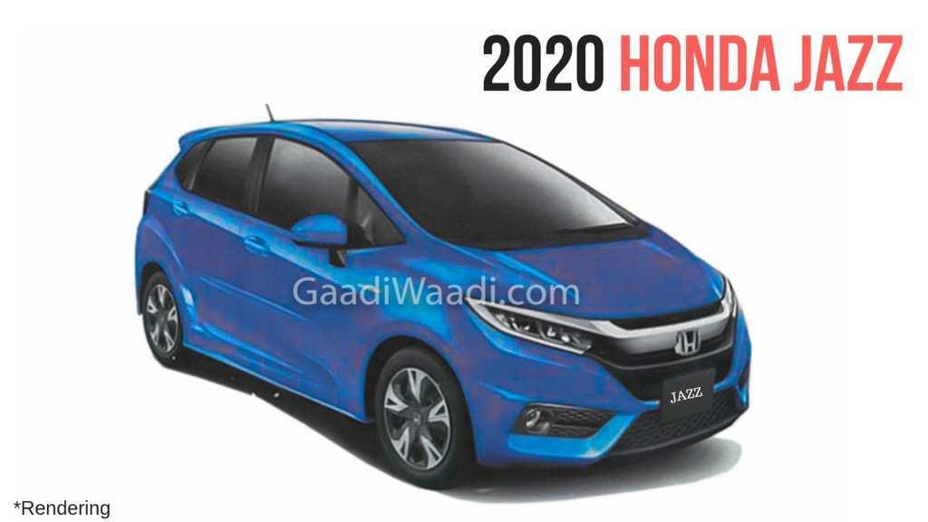 42 Best Review Honda Jazz New Model 2020 Overview for Honda Jazz New Model 2020