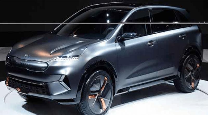 42 Best Review Kia Niro Ev 2020 New Concept for Kia Niro Ev 2020