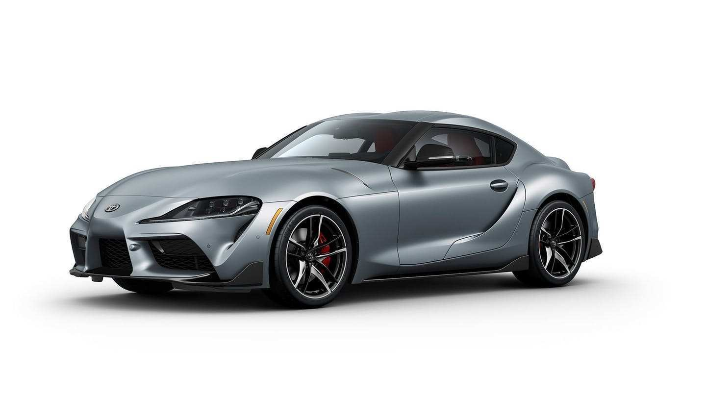 42 Best Review Toyota Supra 2020 BMW Engine Picture with Toyota Supra 2020 BMW Engine