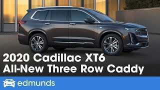 42 Concept of 2020 Cadillac Xt6 Gas Mileage Rumors for 2020 Cadillac Xt6 Gas Mileage