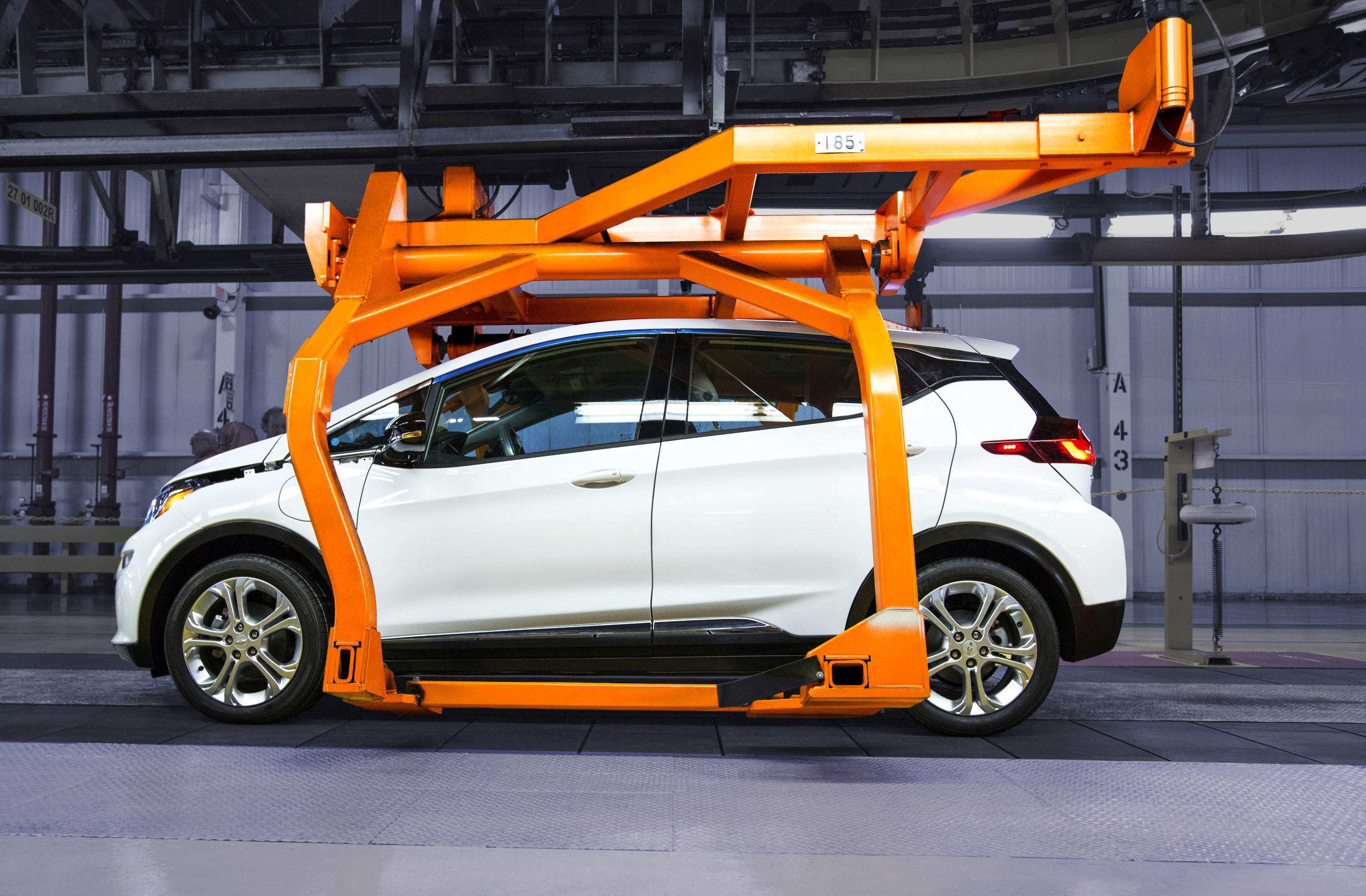 42 Concept of 2020 Chevrolet Bolt Ev Performance and New Engine with 2020 Chevrolet Bolt Ev