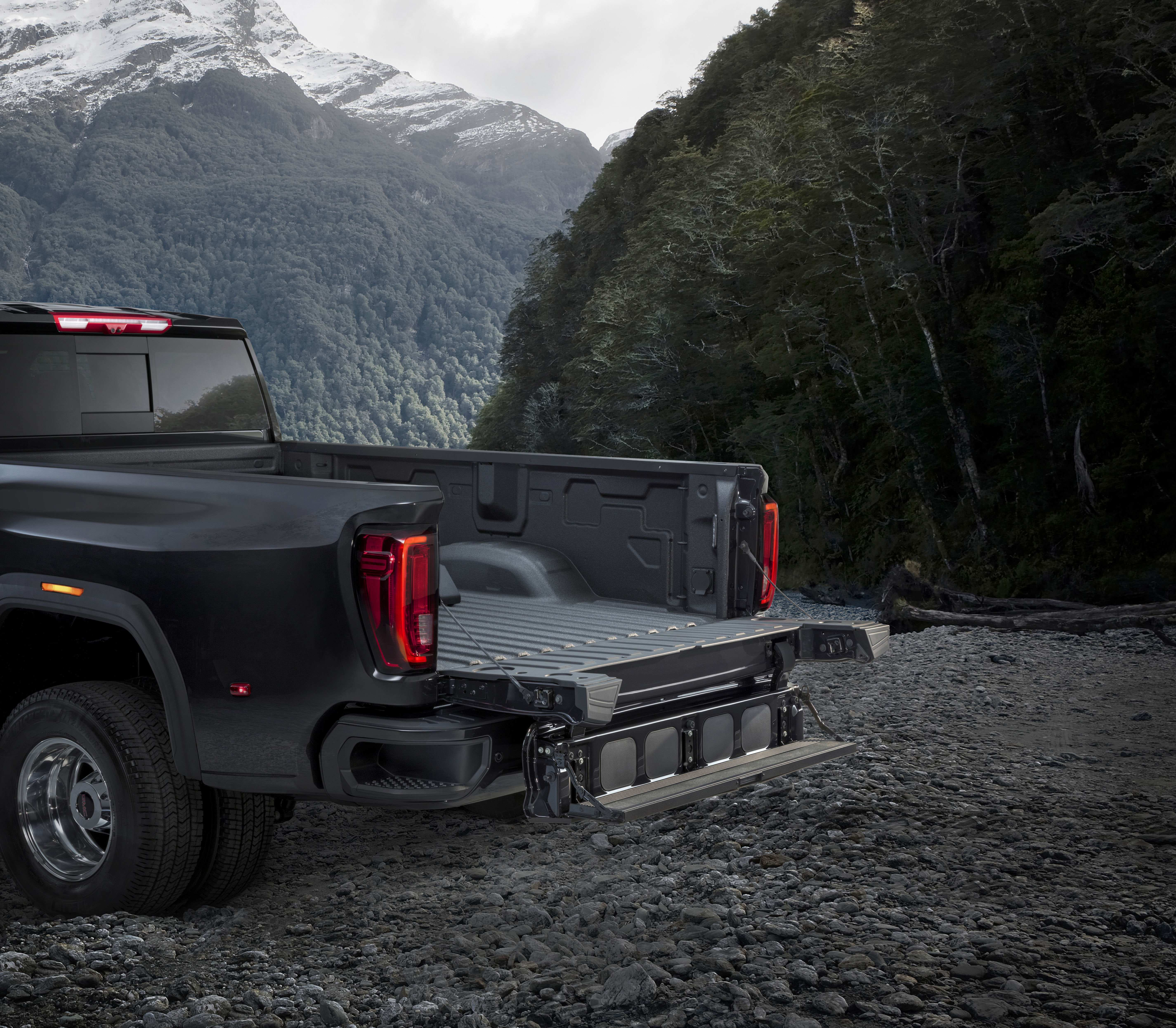 42 Concept of 2020 Gmc Sierra Hd Interior Performance and New Engine for 2020 Gmc Sierra Hd Interior