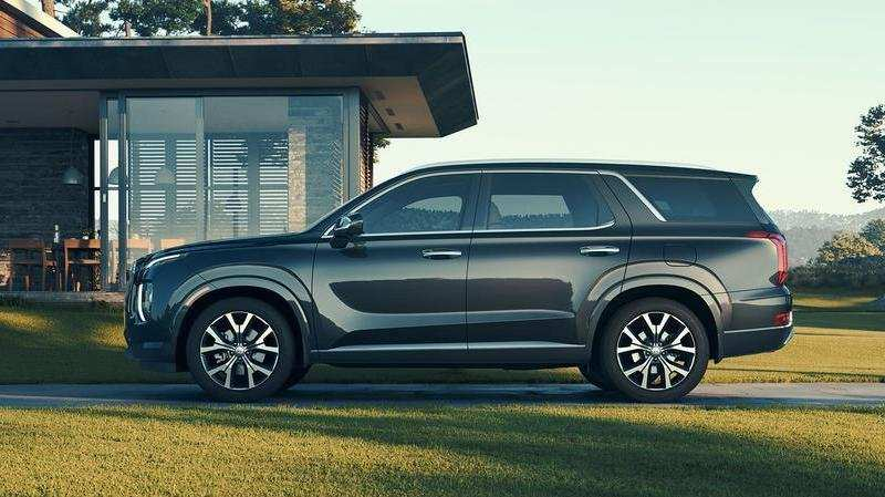 42 Concept of 2020 Hyundai Palisade Trim Levels Rumors with 2020 Hyundai Palisade Trim Levels