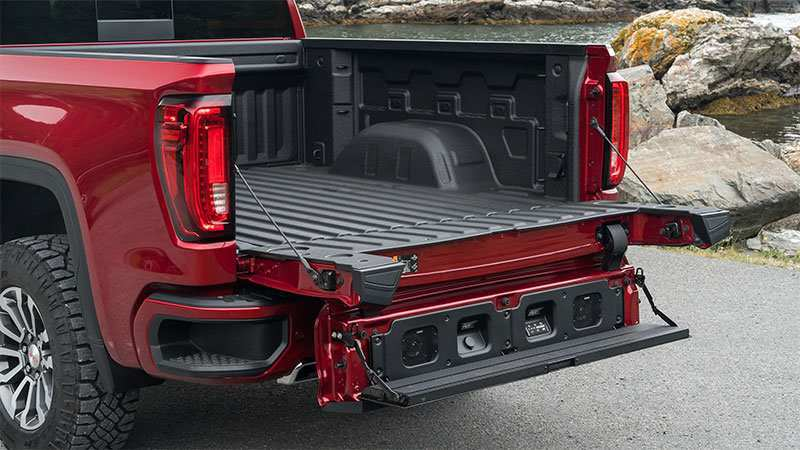 42 Concept of Gmc Tailgate 2020 Price and Review for Gmc Tailgate 2020