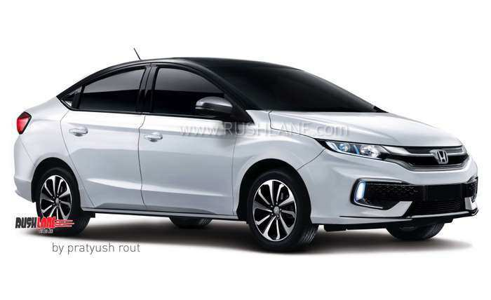 42 Concept of Honda City Next Generation 2020 Release for Honda City Next Generation 2020