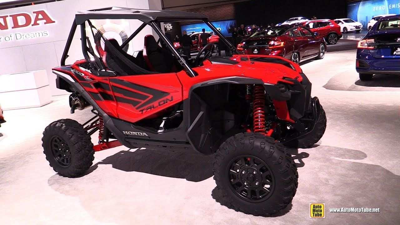 42 Concept of Honda Talon 2020 Release Date for Honda Talon 2020